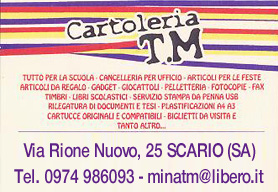 Cartoleria TM