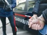 Roccagloriosa, arrestati i cinque rom del furto al bar della stazione di servizio